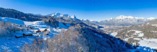 Winter am Wamberg